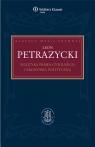 Polityka prawa cywilnego i ekonomia polityczna Bosiacki Adam, Petrażycki Leon