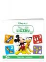 Disney uczy Miki Raźni Rajdowcy Poznaję liczby (UDM-2)