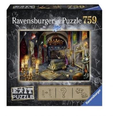 Puzzle 759: EXIT - Zamek wampirów (199556)