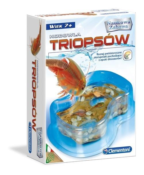 Naukowa zabawa: Hodowla Triopsów (60055)