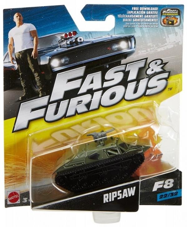Szybcy i wściekli Ripsaw (FCF35/FCF57)
