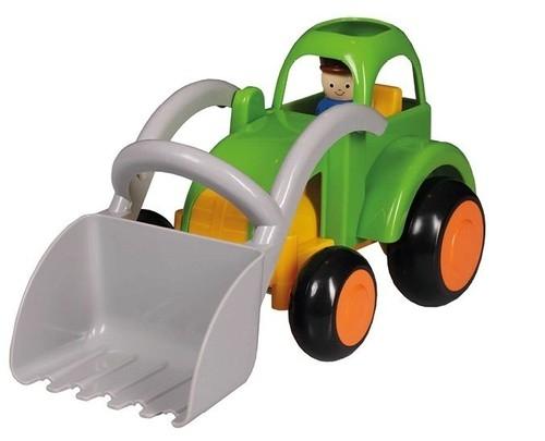 Traktor Jumbo z figurką