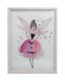 Obraz z baletnicą 30x40 cm (U772)