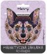 Zakładka magnetyczna - Mandala Pies