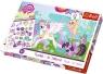 50 elementów My Little Pony - zabawy z księżniczką Celestią (90555)