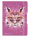 Notatnik A5/40K kratka My.Book Flex Lynx