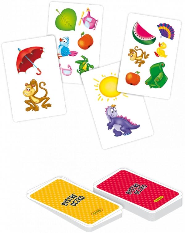 Bystre oczko karty do gry (6557)