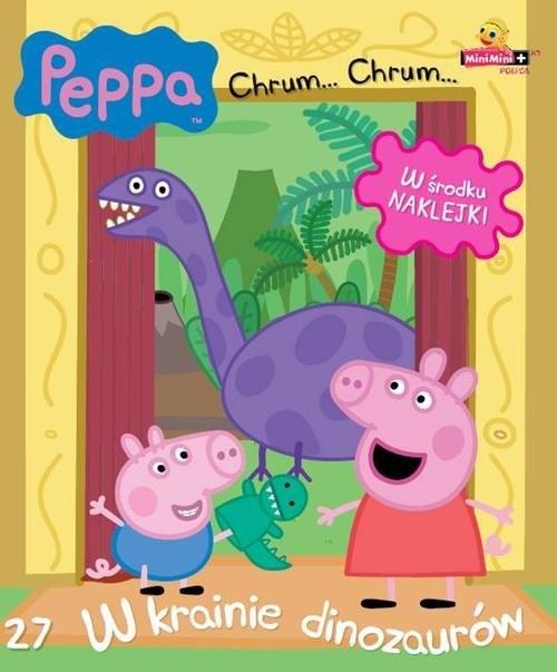 Świnka Peppa W krainie dinozaurów