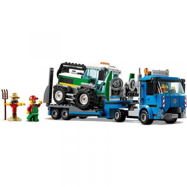 LEGO City: Transporter kombajnu (60223)