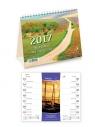 Kalendarz 2017 biurkowy - Wszystko ma swój czas