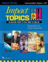 Impact Topics SB with CD Richard R. Day, Junko Yamanaka
