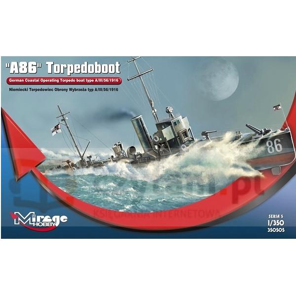 MIRAGE A86 Torpedowiec typ AIII561916 (350505)