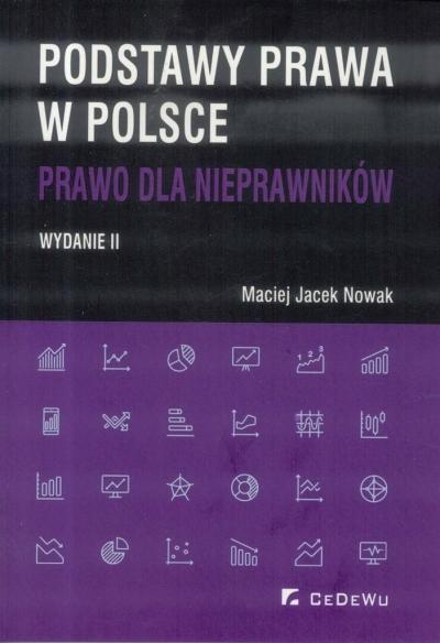 Podstawy prawa w Polsce. Prawo dla nieprawników w.II Maciej Jacek Nowak