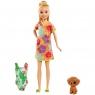 Barbie Chelsea: Siostry na wakacjach - lalka Stacie (GRT86/GRT89)