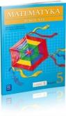 Matematyka wokół nas 5 Zeszyt ćwiczeń część 1 szkoła podstawowa Lewicka Helena, Kowalczyk Marianna