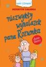 Detektyw Zagadka Niezwykły wynalazek pana Rozumka Sami czytamy Czarkowska Iwona