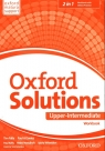 Oxford Solutions Upper-Intermediate Workbook + Online Practice Falla Tim, Davies Paul A., Sobierska Joanna