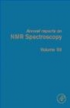 Annual Reports on NMR Spectroscopy Graham A. Webb