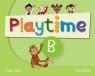 Playtime B. Podręcznik do języka angielskiego dla przedszkola Claire Selby