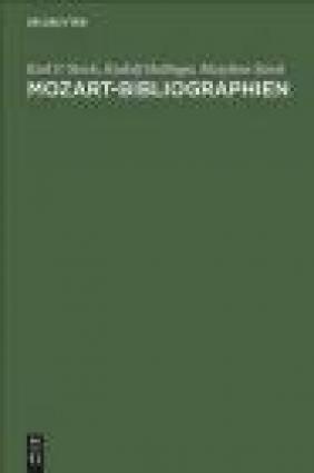 Mozart Bibliographien