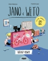 Jano i Wito uczą mówić R. Różowy rower