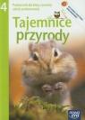 Tajemnice przyrody 4 Podręcznik z płytą CD