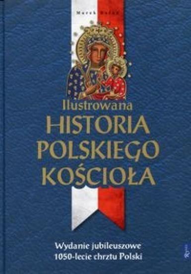 Ilustrowana Historia Polskiego Kościoła Balon Marek