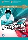Cambridge English Prepare! 3 Workbook Holcombe Garan