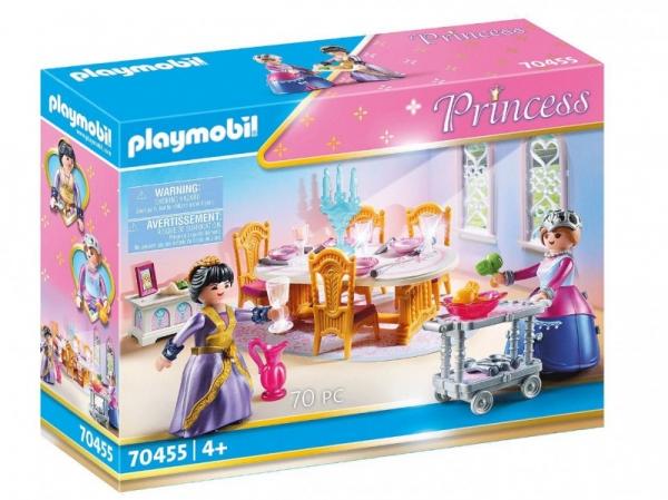 Zestaw z figurką Princess 70455 Jadalnia (70455)