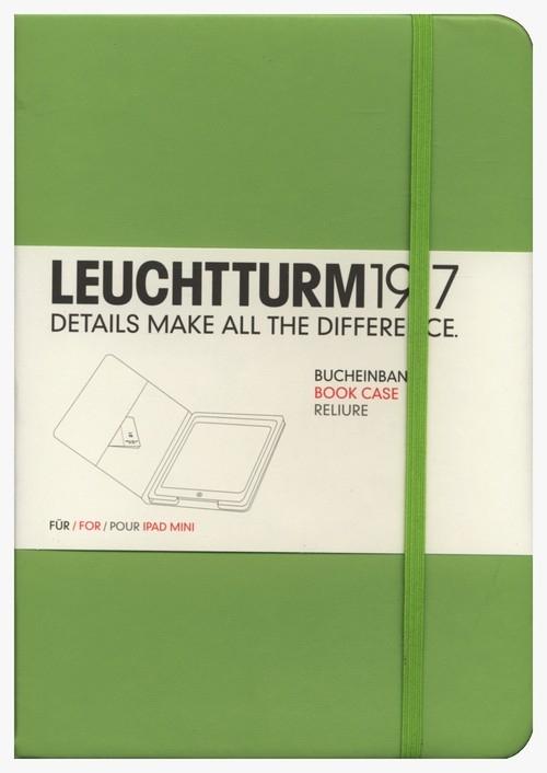 Etui iPad mini Leuchtturm1917 limonkowe