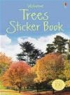 Trees Sticker Book Jane Chisolm