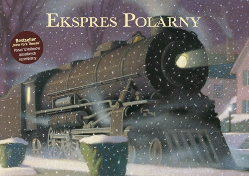 Ekspres Polarny Van Allsburg Chris