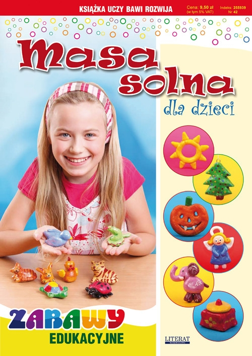Masa solna dla dzieci Guzowska Beata