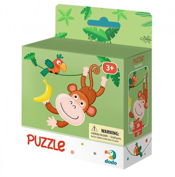 Puzzle 16: Małpka (DOP300164)