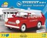 Cars Trabant 601 Universal Feuerwehr - 77 klockówWiek: 5+