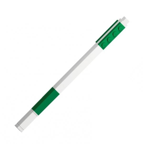 LEGO, Długopis żelowy Pick-a-Pen - Zielony (52655)