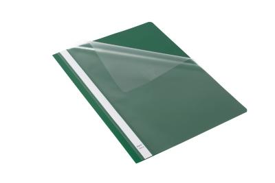 Skoroszyt A4 PP Standard zielony 400076725 pacz. 25 szt. Bantex