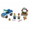 Lego City: Oddział policyjny z psem (60241) Wiek: 4+
