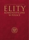 Elity komunistyczne w Polsce