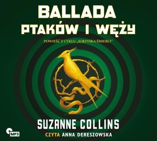 Ballada ptaków i węży (Audiobook) Collins Suzanne