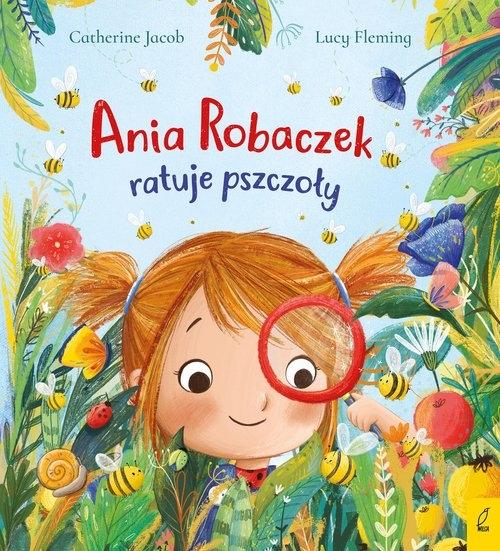 Ania Robaczek ratuje pszczoły Jacob Catherine