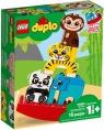 Lego Duplo: Moje pierwsze zwierzątka na równoważni (10884)<br />Wiek: 18