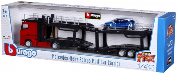 Model Laweta Mercedes Benz Actros MIX (18-31456)