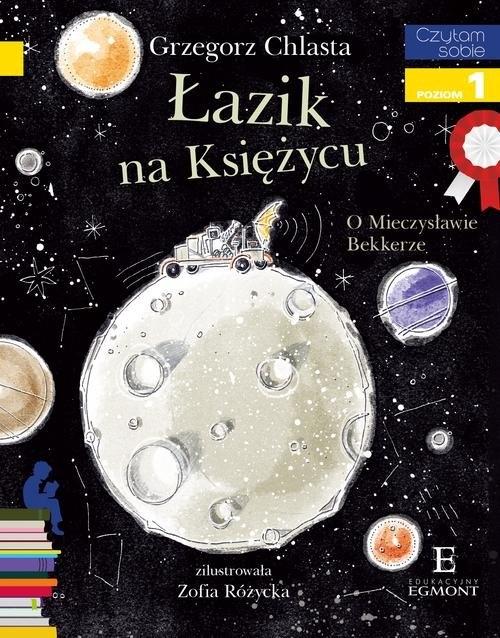 Czytam sobie Łazik na księżycu Chlasta Grzegorz