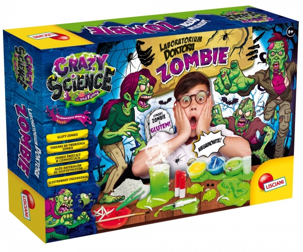 Crazy Science: Laboratorium Doktora Zombie (68678)
