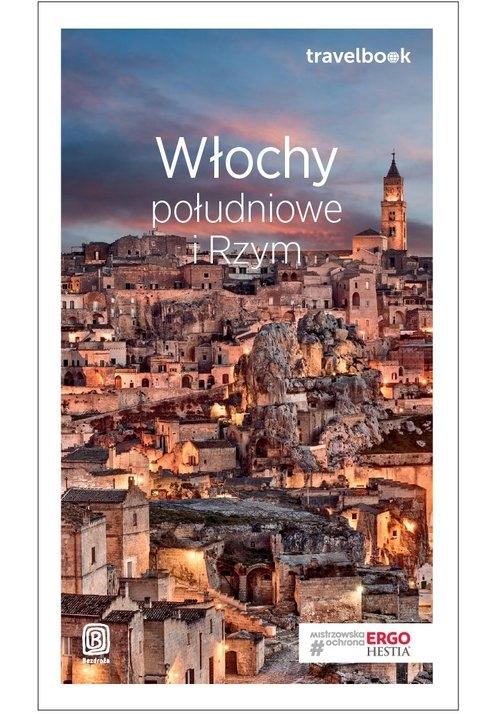 Włochy południowe i Rzym Travelbook Masternak Agnieszka