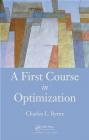 A First Course in Optimization Charles Byrne