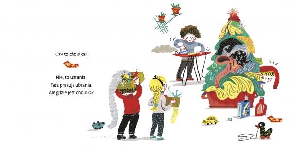 Jano i Wito zapach świąt Wołoszyn Wiola