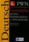 Gramatyka języka niemieckiego z ćwiczeniami Daroch Magdalena, Tkaczyk Krzysztof