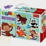Puzzle Przysmaki Baby Classic (36056)